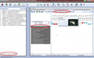 Analysemethode und Quellenfilter in RadarOpus